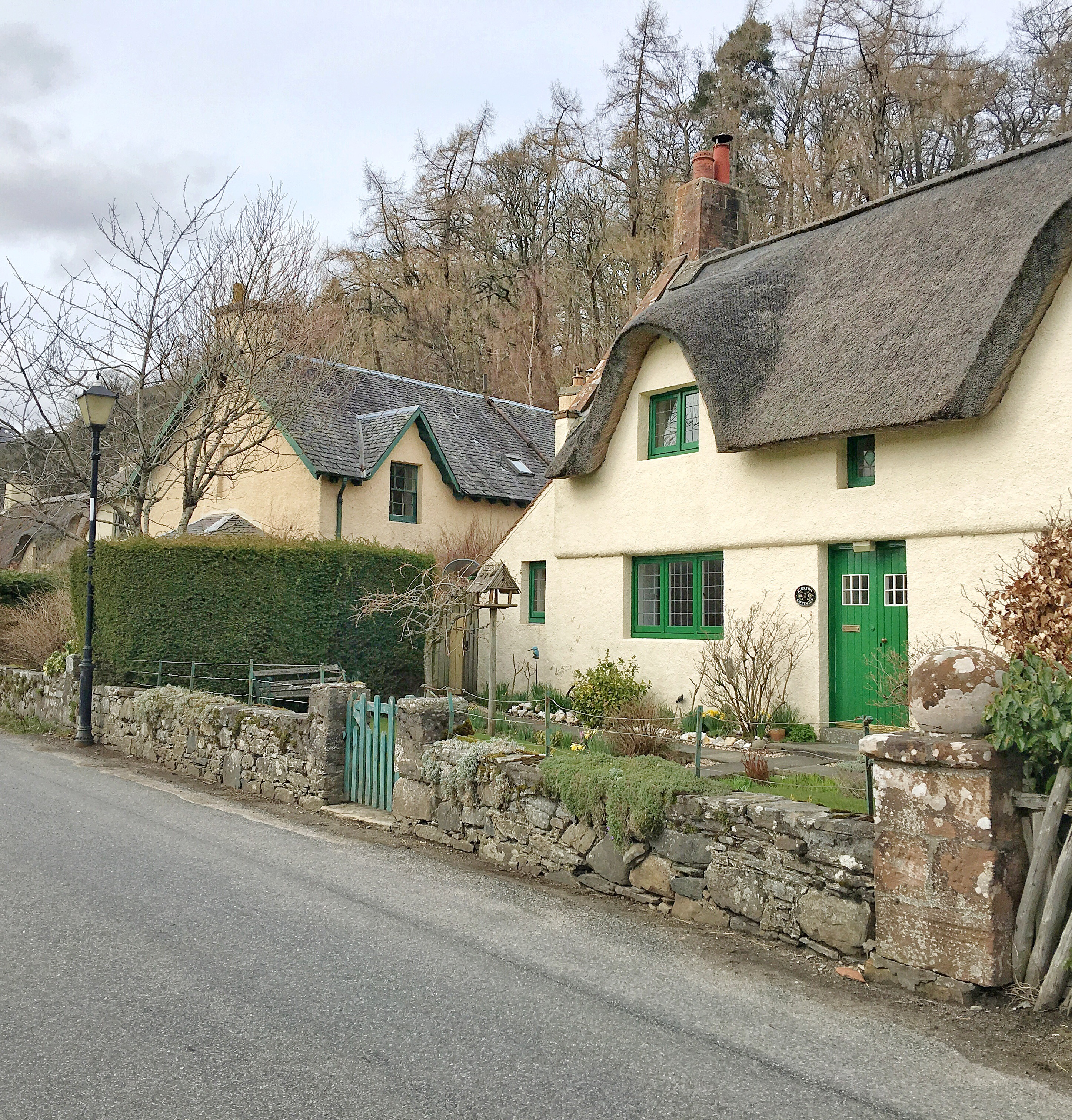A Short Break In The Pretty Perthshire Village Of