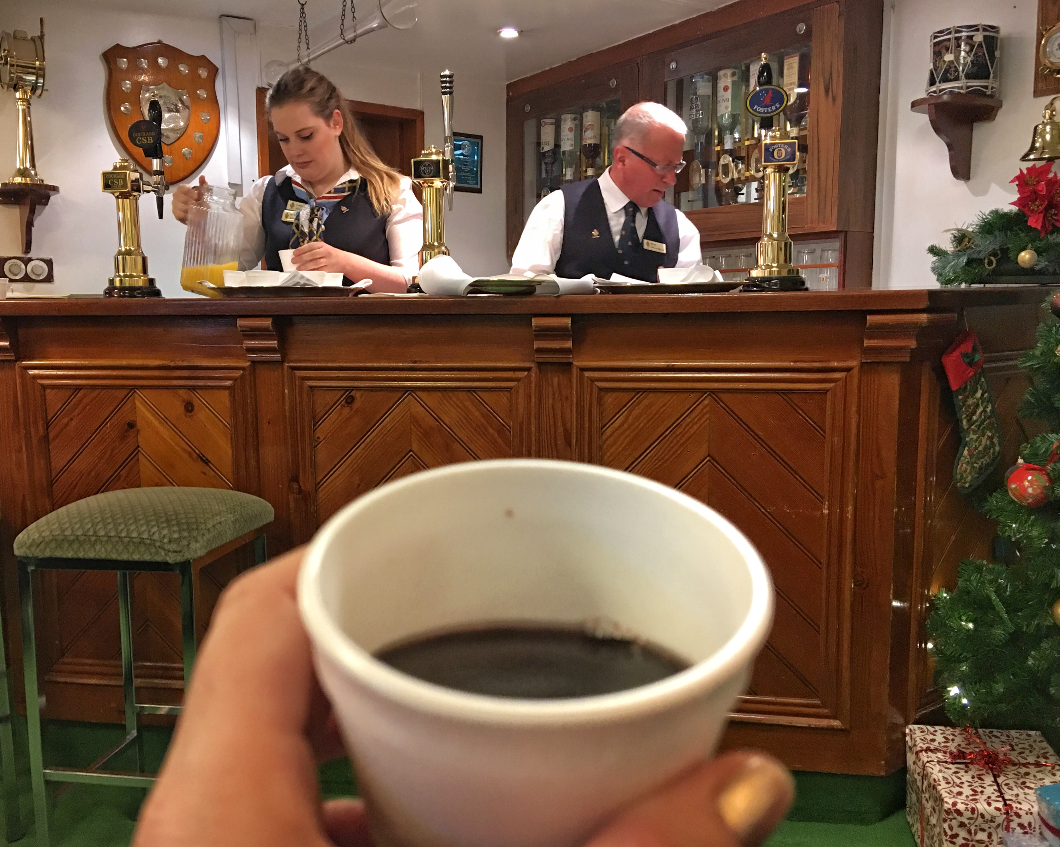 A Tour Of The Royal Yacht Britannia Gives A Fascinating