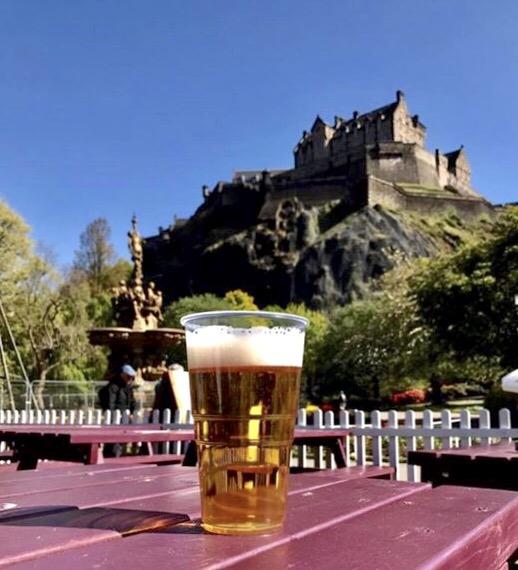A Little Luxury In Edinburgh Because We Re Worth It
