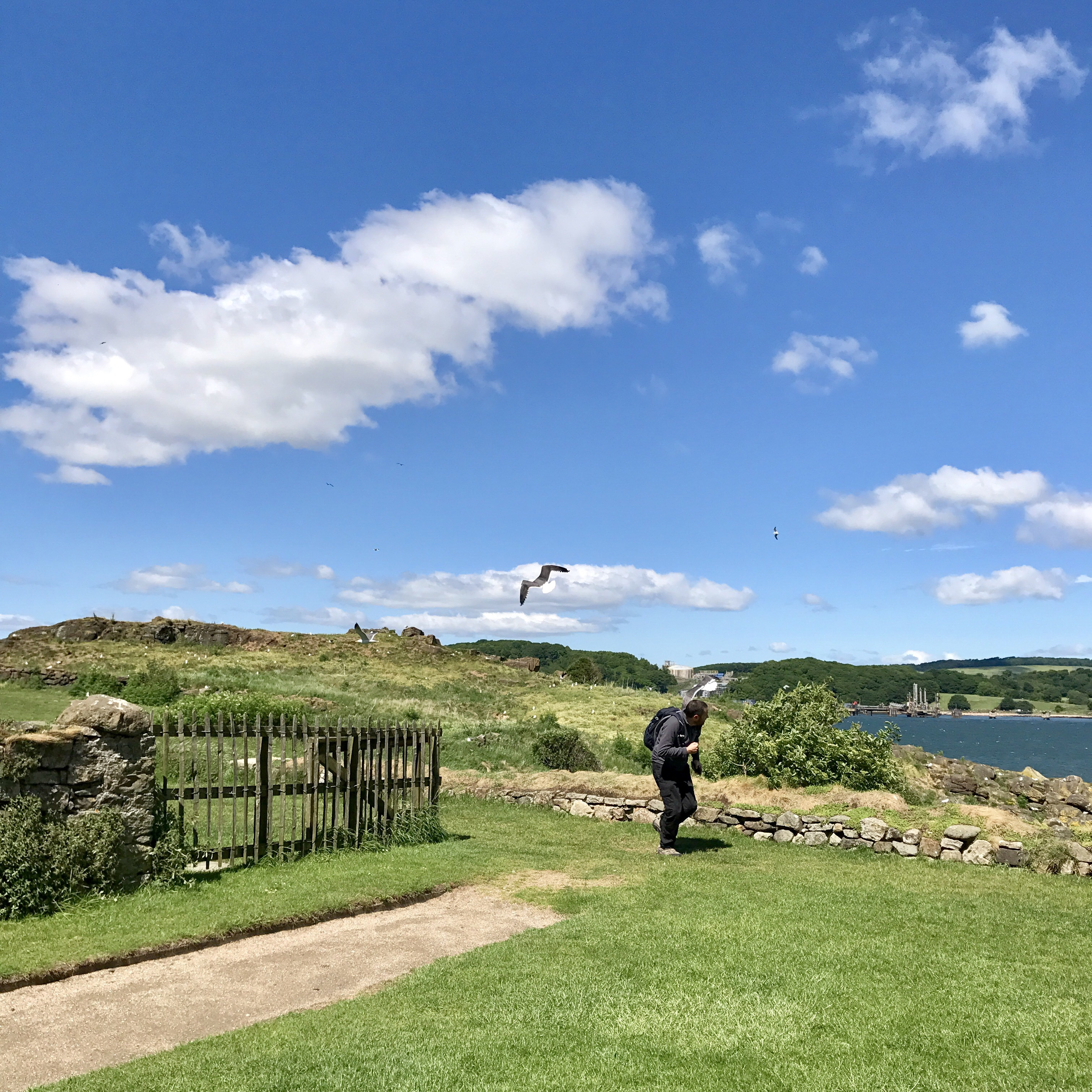 Discover The Fascinating History Of Inchcolm Island With A